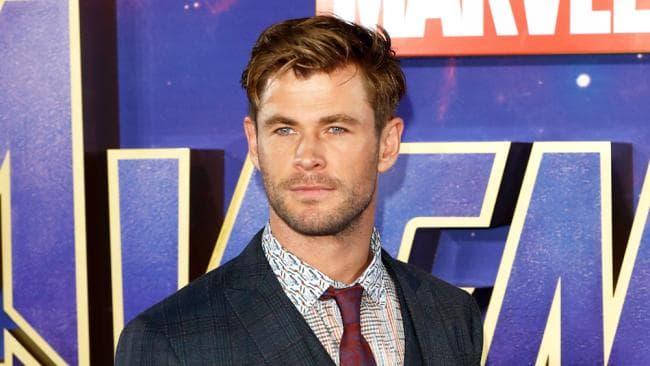 Chris Hemsworth's stunt double's 30m workout routine