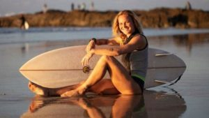 """Pilates helped me surf after a spinal injury"""