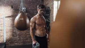 Chris Hemsworth's trainer says work out less for long term weight loss