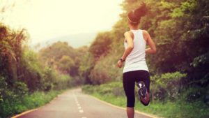 The sad truth about the rise in female runners carrying weapons