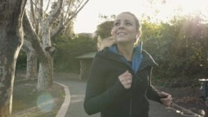 Carrie Bickmore shares her complete running training and pre-race health hacks