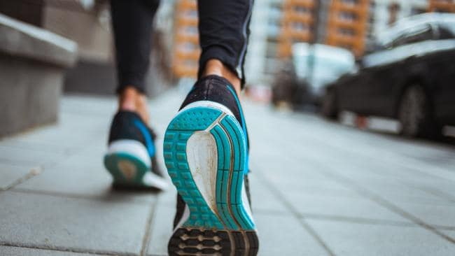 Super cushy running shoes may not be your friend