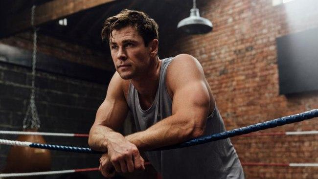 Workout at home with Chris Hemsworth, for FREE via his Centr online fitness and health platform